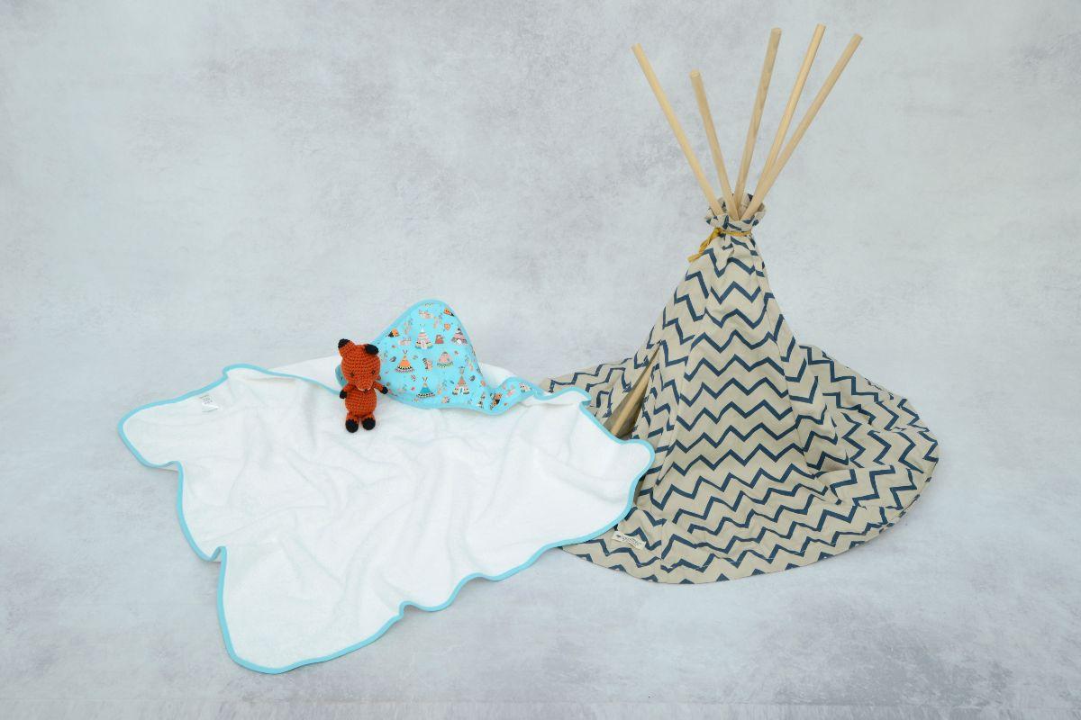 Capa de baño Indian Tipi home